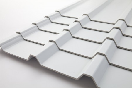 PVC Corrugated Foam Sheet